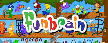 Click here to go to the Funbrain website